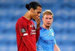 """Bliūkšta """"Liverpool"""" galybė: tai tebuvo muilo burbulas?"""
