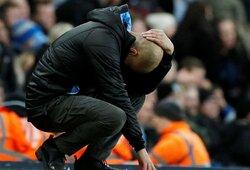 """Dėl finansinių pažeidimų Anglijos čempionai """"Man City"""" iš Čempionų lygos išmesti dviem sezonams"""