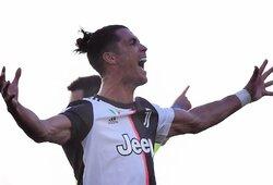 """Nesuvaidintas C.Ronaldo džiaugsmas: """"Man to reikėjo, kad susigrąžinčiau šiek tiek pasitikėjimo"""""""