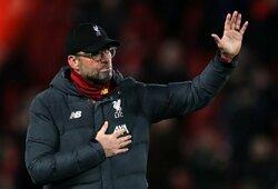 """""""Liverpool"""" sunerimo: J.Kloppą gali suvilioti Vokietijos rinktinės stratego pozicija?"""