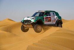 """Lietuvos Dakaro fanų komentarus perskaitęs A.Kuzmičius: """"V.Žala ir S.Jurgelėnas mums labai padėjo"""""""