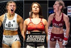 Tarp galimų kandidačių kautis dėl vietos UFC – J.Stoliarenko bei dar viena lietuvių kilmės kovotoja