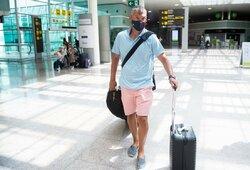 Š.Jasikevičius – jau Barselonoje