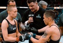 """""""UFC 251"""": R.Namajunas – J.Andrade (GYVAI)"""