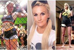 UFC narve kovojusi belgė pradėjo pardavinėti intymias nuotraukas, kad išlaikytų 5 vaikus