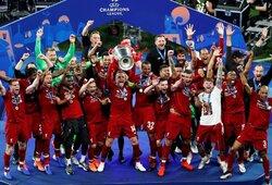 Penki klubai, galintys šį sezoną triumfuoti Čempionų lygoje