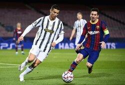 Idėja, galinti virsti realybe: C.Ronaldo ir L.Messi – vienoje komandoje?
