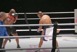 Legendų dvikova: M.Tysonas –R.Jonesas (4 raundas, GYVAI)
