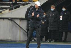 """Po dar vieno pralaimėjimo Z.Zidane'as neketina atsistatydinti: """"Aš turiu jėgų ir kaip visada, padarysiu viską, ką galiu"""""""