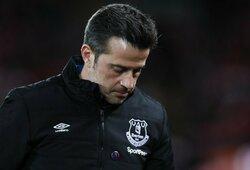 """Apie savo ateitį """"Everton"""" klube kalbėti atsisakęs M.Silva: """"Negaliu atsakyti jums į šį klausimą"""""""