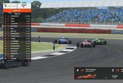 """Legendų lenktynėse – D.Franchitti pergalė, trečiąjį """"The Race All-Star"""" etapą laimėjo B.Huisas"""