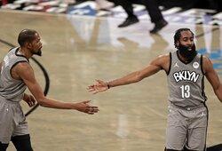"""""""Nets"""" blankiame mače palaužė """"Heat"""" ekipą"""
