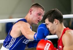 Sensacija: lietuvis nukovė Europos bokso čempioną