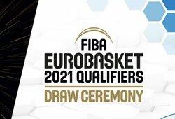 Paaiškėjo Lietuvos rinktinių 2021-ųjų Europos čempionato atrankos etapų varžovai