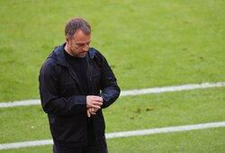 """H.Flickas: """"Pasakiau """"Bayern"""", kad po sezono noriu nutraukti kontraktą"""""""
