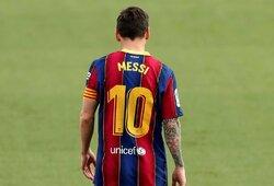 """""""La Ligos"""" starte – L.Messi užfiksuotas antirekordas"""