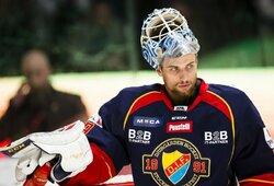 Puikiai žaidęs M.Armalis vedė komandą į pergalę Švedijoje