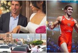 Pasaulio čempionas išspyrė naująją žmoną iš vestuvių: sužinojo jos paslaptį