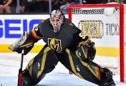 """NHL vartininkas išsiliejo ant Švedijos valdžios: """"Sumauti idiotai"""""""
