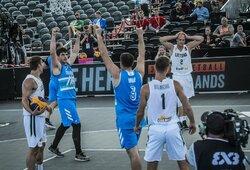Slovėnai apie galimą taisyklių pažeidimą neužsimena, FIBA keikia ne tik lietuviai