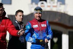 Naujas skandalas? Italijos policija įsiveržė į Rusijos biatlonininkų viešbutį ir konfiskavo pasaulio čempiono daiktus