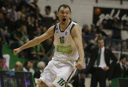 Ispanų verdiktas: Š.Jasikevičius – 8-as geriausias žaidėjas Eurolygos istorijoje, A.Sabonis – už R.Fernandezo