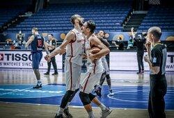 Sensacija: Šveicariją į pergalę prieš serbus atvedė brolių duetas