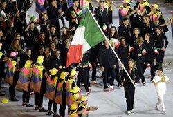 Prieš atsistatydindamas G.Conte išgelbėjo Italiją nuo gėdos olimpinėse žaidynėse
