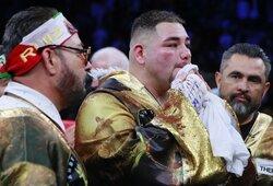 A.Ruizo tėvas atsivėrė: apie blogiausią įmanomą sūnaus pasiruošimo stovyklą, per didelį svorį, švaistomus pinigus, vakarėlius, šlovę ir atsiprašymą