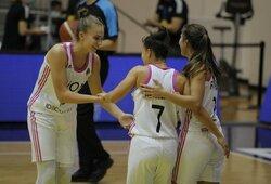 J.Jocytė pagerino du karjeros Eurolygoje rekordus, ASVEL startavo triuškinančia pergale