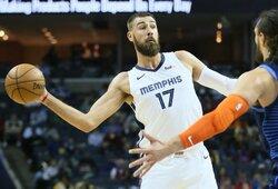 """""""NBA 2k20"""" žaidimo lietuvių reitingas – toks pats kaip Z.Williamsono"""
