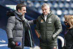 """G.Neville'as išskyrė mėgstamiausią """"Man United"""" futbolininką ir įvardijo žaidėją, kurį klubui derėtų įsigyti"""