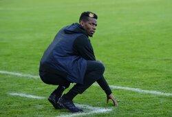 """Kokios kliūtys gali iškilti """"Manchester United"""" ekipą norinčiam palikti P.Pogbai?"""