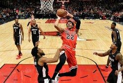 """28 mln. JAV dolerių vertės """"Bulls"""" žaidėjas nėra tikras dėl savo vaidmens komandoje"""