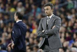 Oficialu: L.Enrique pasitraukė iš Ispanijos rinktinės vyriausiojo trenerio posto