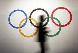 Koronaviruso grėsmė Tokijo olimpiadai: ruošiamasi lemiamam sprendimui