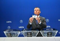 """UEFA Čempionų lygos atranka: paaiškėjo galimi """"Sūduvos"""" varžovai antrajame atrankos etape"""
