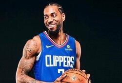 NBA klubo vadovas abejoja K.Leonardo lyderio savybėmis