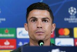 Nutekinti laiškai sukėlė daugiau neaiškumo jau išspręstoje C.Ronaldo prievartavimo byloje