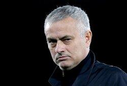 """Vienas pagrindinių kandidatų treniruoti """"Tottenham"""" – J.Mourinho"""