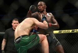 """UFC 263"" algos: I.Adesanya, D.Figueiredo ir N.Diazas išsiskyrė savo uždarbiu"
