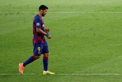 """Italijos čempionų strategas A.Pirlo: """"L.Suarezui bus sudėtinga tapti """"Juventus"""" puolėju"""""""