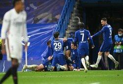"""Laimėjus Čempionų lygą ir Anglijos FA taurę, """"Chelsea"""" žaidėjai išsidalintų įspūdingo dydžio premiją"""
