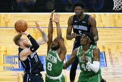 """I.Brazdeikis prieš """"Celtics"""" gavo 30 žaidimo minučių"""