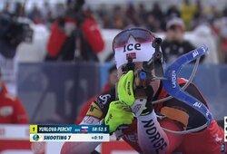 Didelį atsilikimą panaikinusios norvegės triumfavo pasaulio biatlono taurės etapo estafetėje