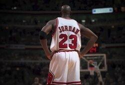 M.Jordano milijardai: kaip legendinis krepšininkas tapo turtingiausiu visų laikų sportininku?