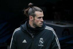 Interesų karas Madride: Z.Zidanas atskleidė, kad G.Bale'as atsisakė dalyvauti rungtynėse