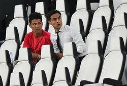 """""""Serie A"""" sezono MVP rinkimai: C.Ronaldo aplenkė komandos draugas"""