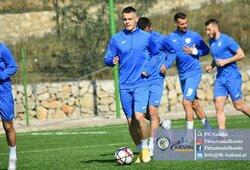 Albanijoje - R.Baravyko klubo pergalė
