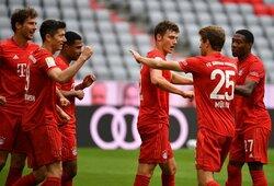 """""""Bayern"""" vietiniame čempionate iškovojo triuškinamą pergalę"""